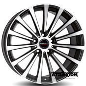 9.5x19 5x120 ET35 CTR72.5 Alu BORBET BLX Matt Black Polished (DED:Bmw ) 221926
