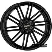 9x20 5x130 ET57 CTR71.6 Alu Mak Leipzig Gloss Black (DED:Porsche ) F9020LPGB57KY4