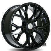 8.5x20 5x120 ET45 CTR65.1 Alu Atraxion Vanstar Gloss Black (DED:Volkswagen )