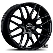 8.5x20 5x112 ET35 CTR66.6 Alu GMP Berghem Gloss Black (DED:Mercedes-Benz ) BERG85203515431I