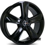 8.5x20 5x120 ET50 CTR65.1 Alu Ruuud Mammut5 Glossy Black A232A85505120651NL