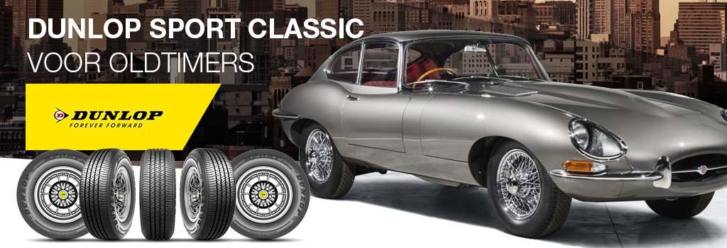 Dunlop Sport Classic Oldtimer