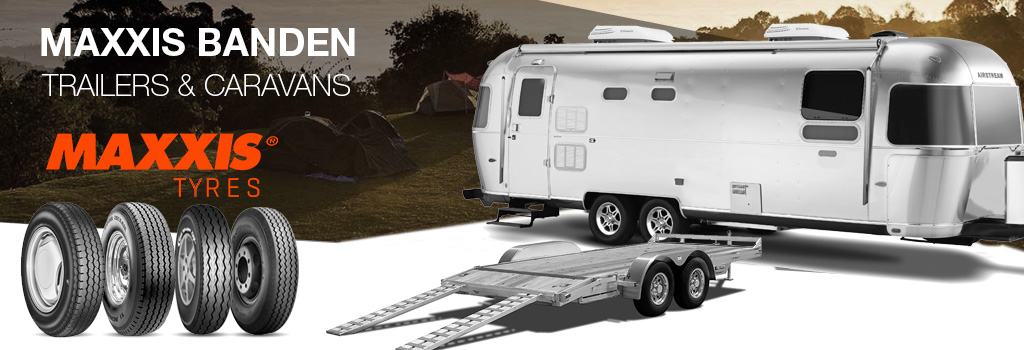 Maxxis trailer banden