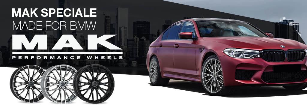 MAK Speciale Speciaal VOOR BMW