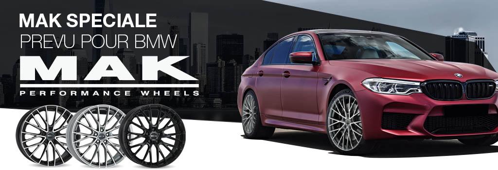 MAK Speciale POUR BMW