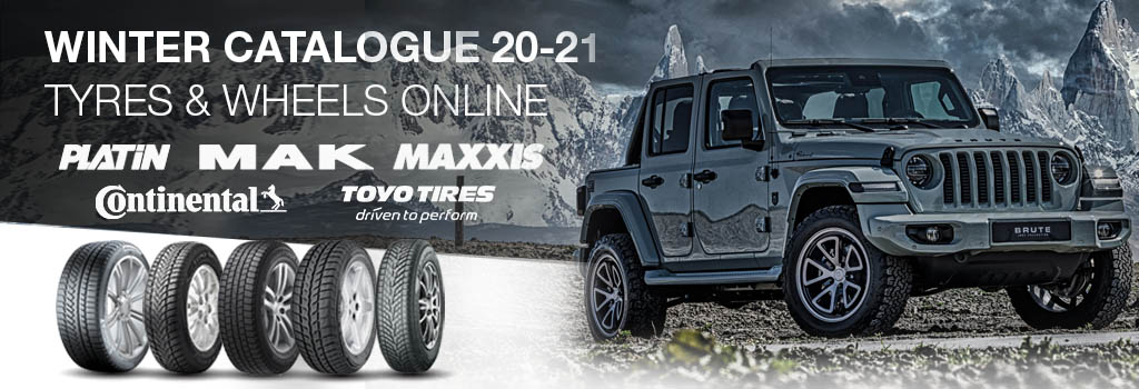 Atraxion catalogue winter tyres and wheels 2020-2021