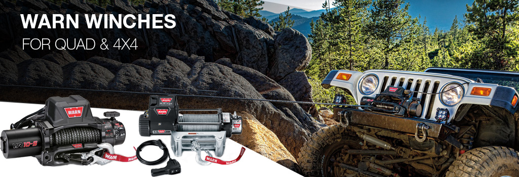 Price Reduction Warn Winches
